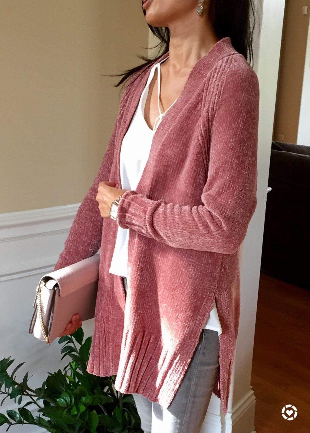 Chenille Sweater Roundup